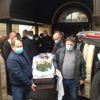 Silviu Iştoan a fost dus pe ultimul său drum. Sâmbătă va fi înmormântat Dan Pătatu (Galerie foto)