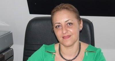 O nouă funcţie pentru Ingrid Istrate, director CSM Oneşti