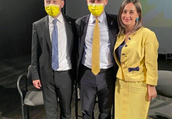 Oneştenii Elena Paşcu, Cezar Olteanu şi Ciprian Zarzu, aleşi în conducerea judeţeană a PNL